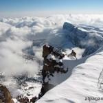 «Снежная вершина» О.ЛОСКАРЕВА