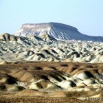 «Гора Горган (Западный Копетдаг)» В.СТЕПАНОВ