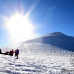 «Альпинистский рай на высоте 5000 метров.(гора Арарат)» Д.ВИНОКУРОВ