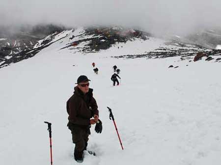 Снежные занятия. Большой отчет о большой экпедиции (Арарат-2012)