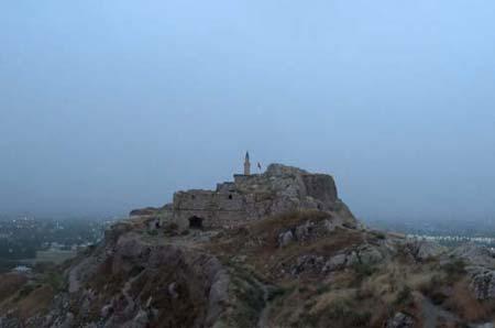 Крепость Вана