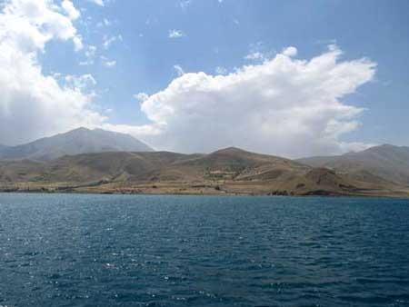 Озеро Ван