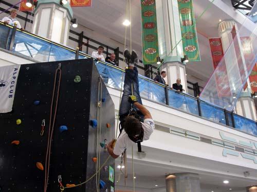 Альпклуб «Агама» - участник выставки «Спорт и туризм»