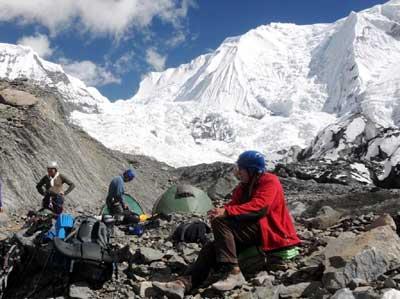 Первый шаг в Гималаи