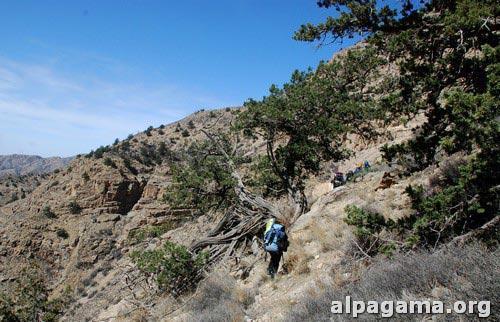 Совместный поход двух альпклубов