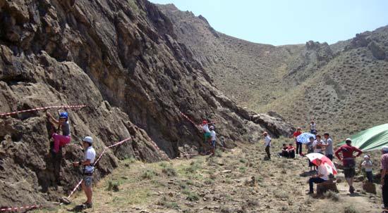 Кубок Туркменистана по спортивному скалолазанию