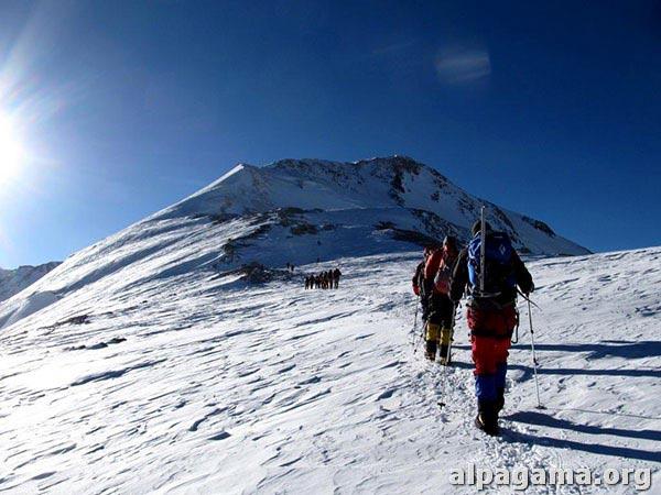 Пик Ленина. Успех туркменского высотного альпинизма