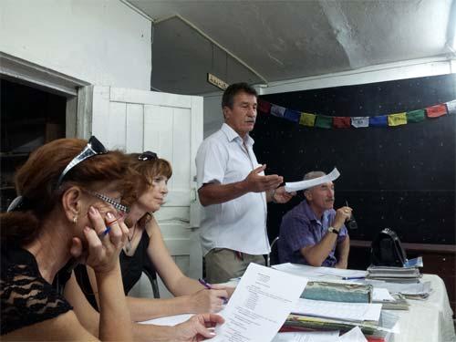 Внеочередное Общее собрание Альпинистского клуба Агама