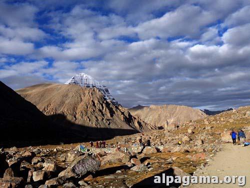 Высокогорный трекинг на Тибетском нагорье