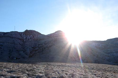 Большой Балхан (Северный склон)