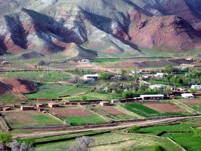 Поселок Ходжапиль