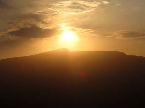 Красоты горы Душак-Эрикдаг