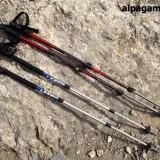 Трекинговые палки — для опоры и разгрузки