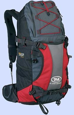 Рюкзак - тяжелая необходимость