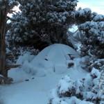 Айрыбаба февраль 2013 (по южному гребню)
