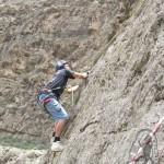Первенство по скалолазанию