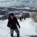 Койтендаг февраль 2011