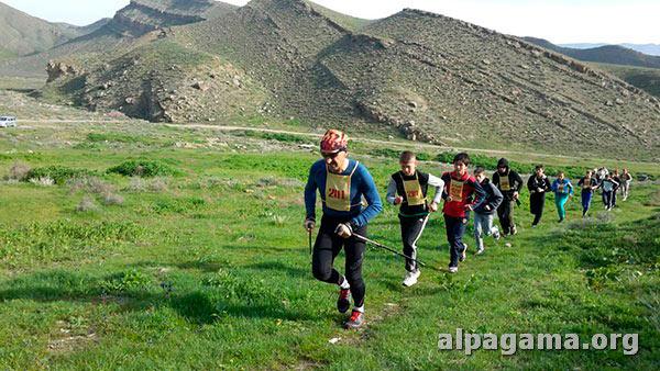 Завершился первый этап Кубка Туркменистана по скайраннигу