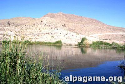 Озеро Кайнар-баба