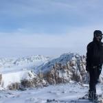 Айрыбаба февраль 2016 (траверс Северная-Главная)