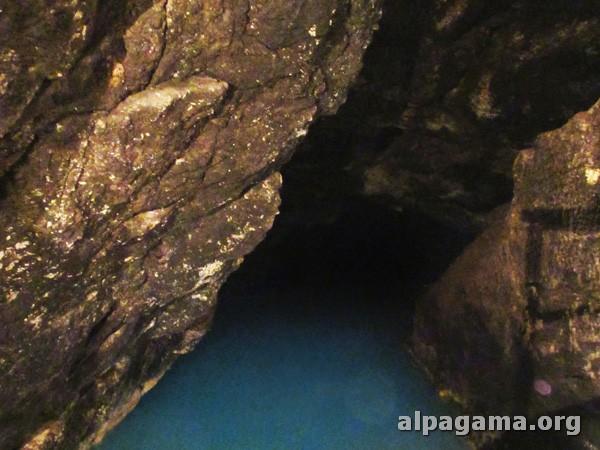 Ков-ата - подземное, целебное озеро