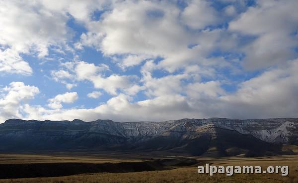 Северный склон Большого Балхана