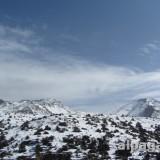 Снежный трэш траверса вершин Айрыбаба