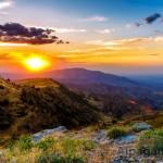 «Закат за горами» Бекмурад БЕКМУРАДОВ