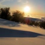 «Морозный вечер» Евгений ЯРЫГИН