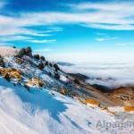 «Снежный спуск» Бекмурад БЕКМУРАДОВ