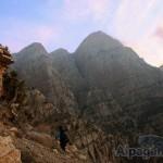 «Только вперёд! (гора Душак)» Александр ФИЛИППОВ