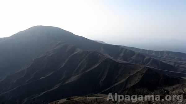 Гора Сюнт
