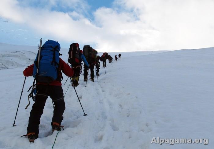 Экспедиционные рюкзаки / фото: Дмитрий Винокуров