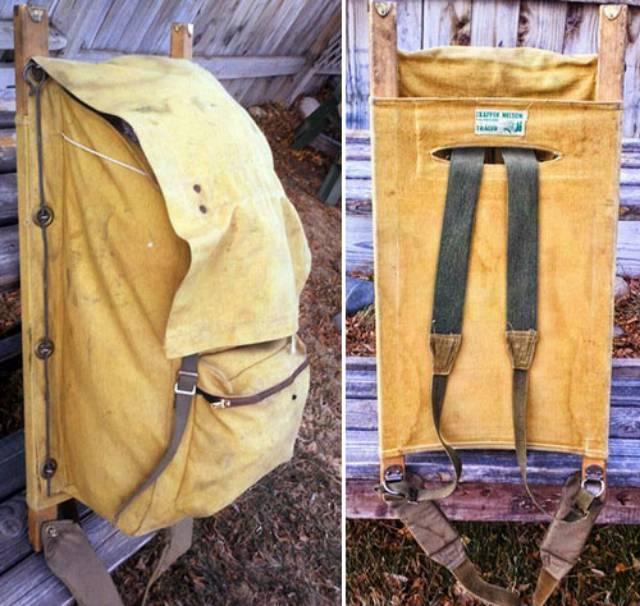 Аляскинский рюкзак. История рюкзака