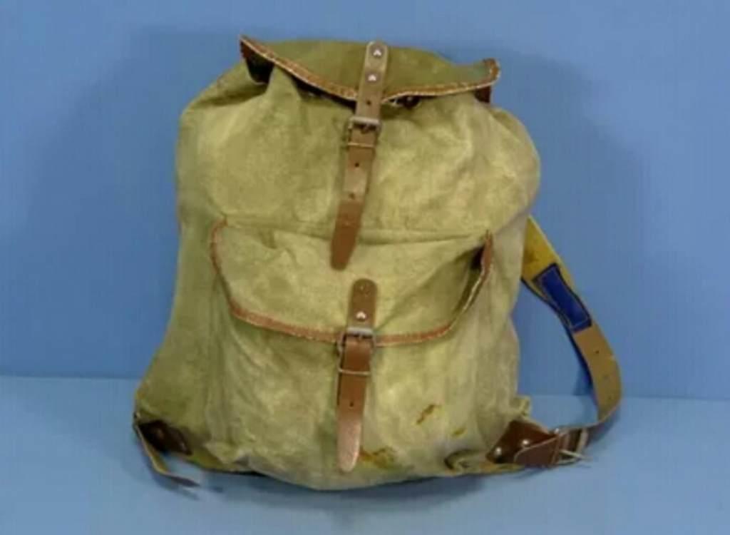 Колобок. История рюкзака