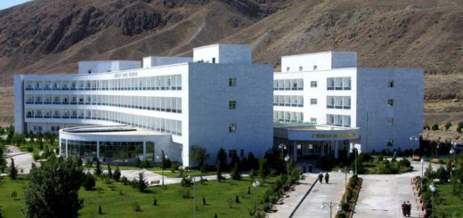 Новый корпус санатория Арчман
