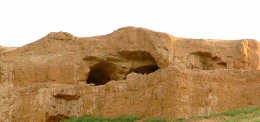 Пещеры каньона Кызылджар. Бадхыз