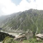 «Ущелье Ала-Арча (Кыргызстан)» В.СТЕПАНОВ
