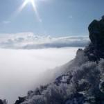 """«По тропе на """"Шалаш"""" (гора Душак-Эрикдаг)» В.СТЕПАНОВ"""