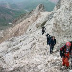 «На вершину Чимгана (Узбекистан)» В.СТЕПАНОВ