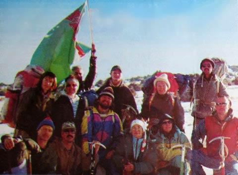Экспедиция «Айры-баба - 2001»