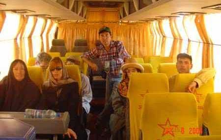"""Фото 2. Автобус """"Люкс"""""""