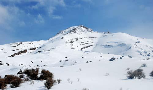 Главная вершина Айрыбаба