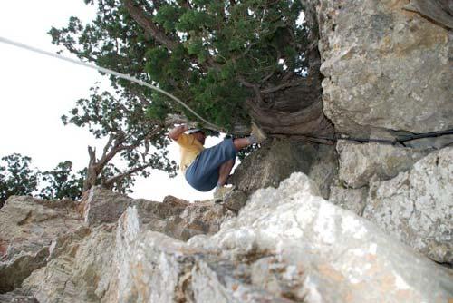 Альпинистские сборы под сенью горы Душак