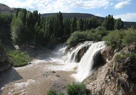 Водопады Муради. Большой отчет о большой экпедиции (Арарат-2012)