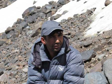 Гид Юсуф. Большой отчет о большой экпедиции (Арарат-2012)