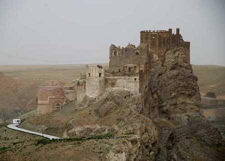 Крепость Хошап.