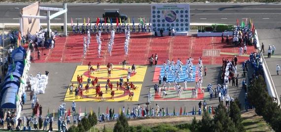 Альпклуб «Агама» принял участие в праздновании Всемирного дня здоровья