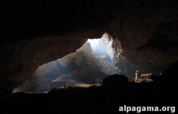 Про поход на пещеру Дэвов