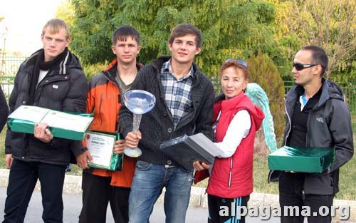 Определен обладатель Кубка Туркменистана по спортивному скалолазанию 2014 года